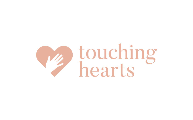 Touching Hearts Logo