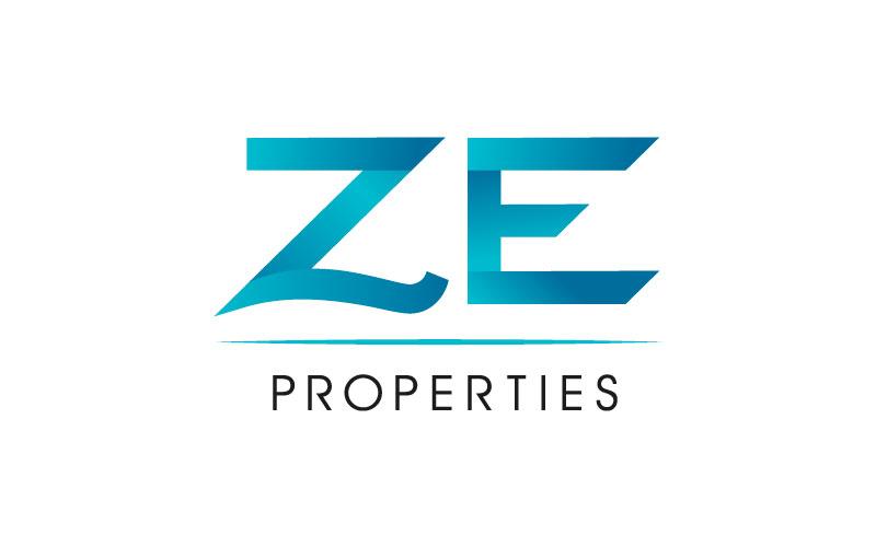 ZE Properties Logo
