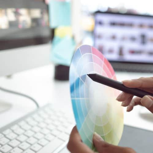 graphic design services at Nova